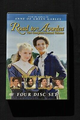 £10.71 • Buy Road To Avonlea - The Complete Second Volume (DVD, 2003, 4-Disc Set)