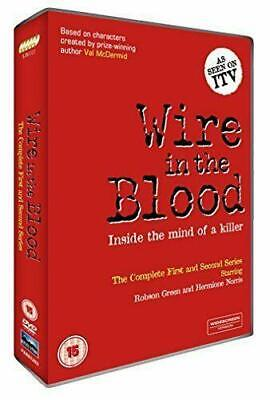 £2.80 • Buy Wire In The Blood Series 1 & 2