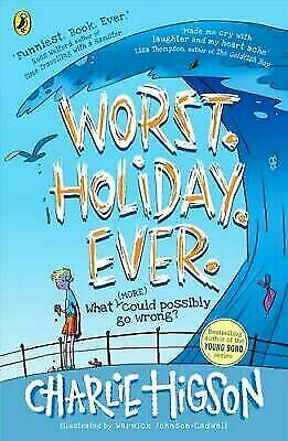 £5.98 • Buy Worst. Holiday. Ever By Charlie Higson Free Shipping New Paperback