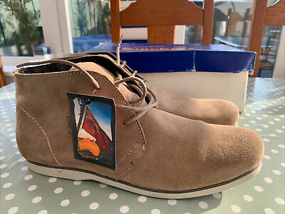 £30 • Buy Gumbies «dock Mate» Sand Suede Boots Size 9 43 New ⚓️