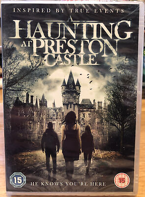 £6.99 • Buy A Haunting At Preston Castle 2013 Rare Deleted Horror Inspired By True Event DVD