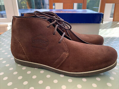 £25 • Buy Gumbies «dock Mate» Brown Suede Boots Size 8 42 New ⚓️
