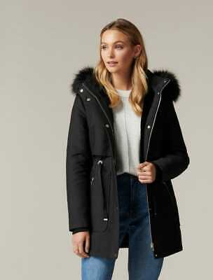 AU55 • Buy $ale - FOREVER NEW Tiffany Long Parka - DI$COUNT PRICE & FREEPOST