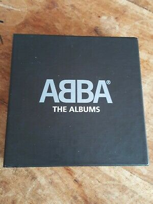 £24.99 • Buy ABBA - Albums (2008) Box Collection Fantastic Condition See Pics