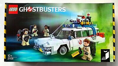 LEGO Ideas Ghostbusters Ecto-1 21108 - Retired Product • 46.01£