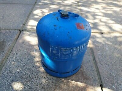 Camping Gaz 907 Bottle With Gas. • 10£