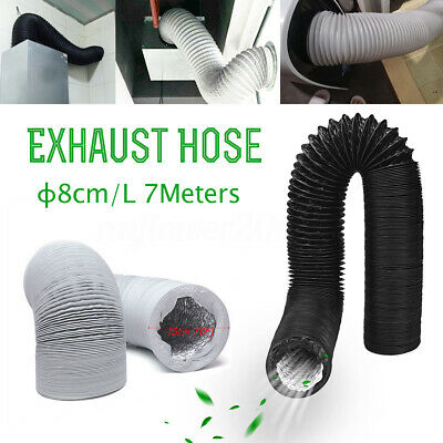 AU32.90 • Buy Universal Portable Air Conditioner Spare Parts Exhaust Pipe Vent Hose