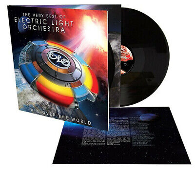 Electric Light Orchestra All Over The World Very Best Of Sealed Double Vinyl LP • 24.50£