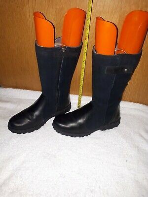 £35 • Buy Timberland Boots High Knee Black In Excellent Condition Size 5 U.K.