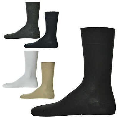 Hudson Men's Socks IN Pack - Relax Cotton Tights, Without Rubber Bands, 41-48 • 16.16£