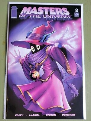 $30 • Buy Masters Of The Universe #8 Orko Cover Final Issue Very Fine Plus Condition.