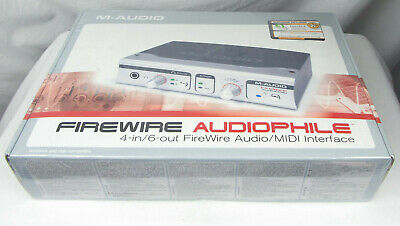 $150 • Buy M-Audio Firewire Audiophile - New Old Stock, Free Shipping