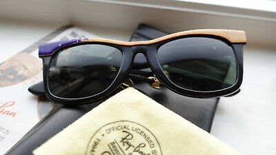 AU321.32 • Buy Ray Ban Olympic Series Sunglasses By Bausch & Lomb Lillehammer 1994 Wayfarer