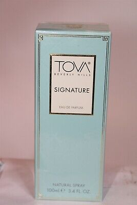 £15.26 • Buy Tova Beverly Hills NEW Signature Eau De Parfum USA Made 3.4 Fl Oz