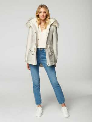 AU50 • Buy $ale - FOREVER NEW Patricia Short Parka - DI$COUNT PRICE