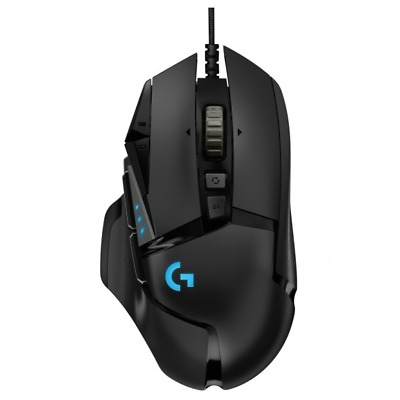 AU73 • Buy NEW Logitech G502 Hero High Performance Gaming Mouse