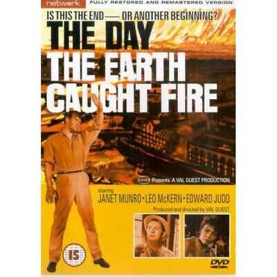 £9.99 • Buy The Day The Earth Caught Fire 1961 DVD