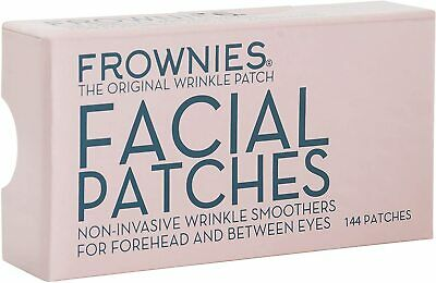 £20.90 • Buy Frownies Forehead And Eyes 144 Facial Anti Wrinkle Patches. (Uk Stock)