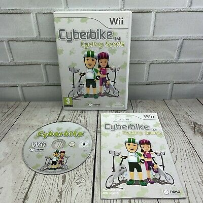 £8.99 • Buy Cyberbike Cycling Sports (PAL) Nintendo Wii (WII) Complete With Manual