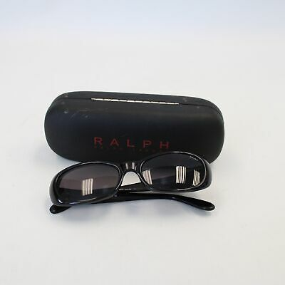 Vintage Women's RALPH RALPH LAUREN Black Cat-Eye Sunglasses 993/S - W62 • 10.50£