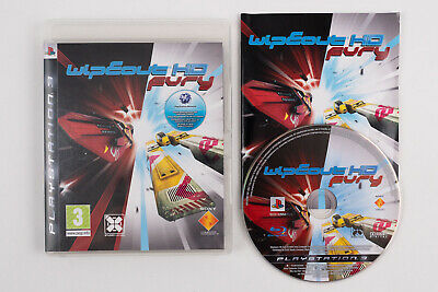 £8.60 • Buy Wipeout HD Fury Playstation 3 PS3