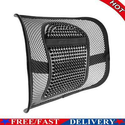 AU12.97 • Buy Car Seat Massage Back Support Mesh Waist Lumbar Support For Office Chair