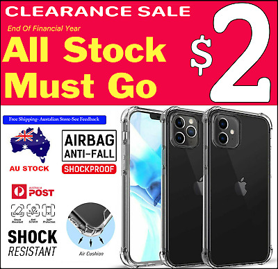 AU2 • Buy For IPhone 12 Pro Max Mini 11 X XS XR 8 7 6 6S Plus SE 6S Case Shockproof Cover
