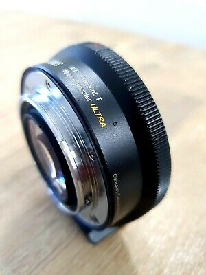 AU449 • Buy Metabones - Canon EF Lens To Sony E-mount T Speed Booster ULTRA