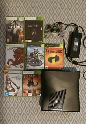 AU99.99 • Buy Xbox 360 Console Bundle With Games, Original Xbox