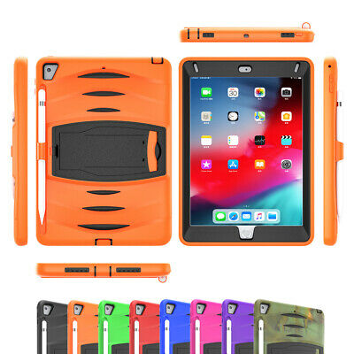 AU28.99 • Buy Shockproof Case Soft Bumper Armor Stand Cover For IPad 5th / 6th Generation 9.7