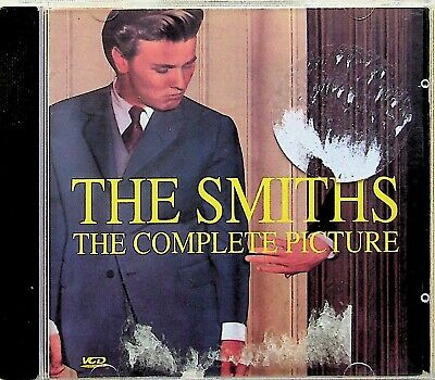 THE SMITHS- Complete Picture DVD (VCD On Cover) Music Videos/Queen Is Dead Film • 7.50£