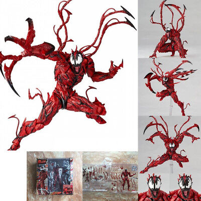 £22.79 • Buy PVC Yamaguchi Marvel Carnage Red Venom Action Figure Model Toys Gifts Collection