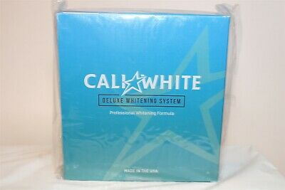 AU6.44 • Buy Cali White Deluxe Whitening System Mouth Tray Gel LED Light Exp 04/22 USA NEW