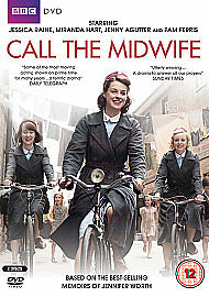 Call The Midwife - Series 1 - Complete (DVD, 2012, 2-Disc Set) • 0.99£