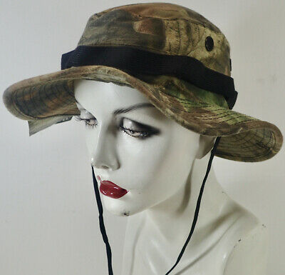 £9.19 • Buy TRU-SPEC Advantage Timber Camo Boonie Hat Class II Hot Weather Sun SZ 7 NOS