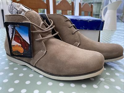 £25 • Buy Gumbies «dock Mate» Sand Suede Boots Size 9 43 New ⚓️👞