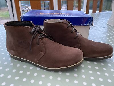 £25 • Buy Gumbies «dock Mate» Brown Suede Boots Size 7 41 New ⛴🛳⚓️