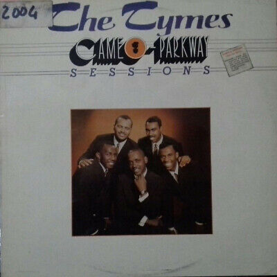 £29.79 • Buy The Tymes Cameo-Parkway Sessions Vinyl LP ID5826z