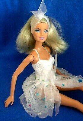 Blonde Barbie Doll With A Handmade Tutu Style Skirt • 5.99£