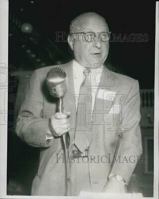 $ CDN24.25 • Buy 1959 Press Photo Barney Balaban President Of Paramount Pictures