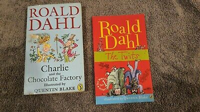 £2 • Buy Charlie And The Chocolate Factory By Roald Dahl (Paperback, 1995)