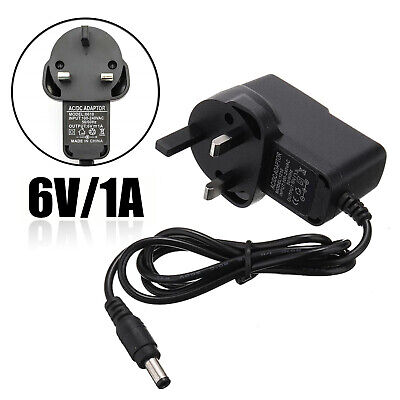 AU12.45 • Buy Universal 6 Volt 1 Amp 6V Battery Charger Kid Electric Ride On Toy Car