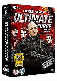 £21.99 • Buy Ultimate Force - Complete Series (DVD, 2008, 8-Disc Set, Box Set)