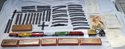 $ CDN19.40 • Buy 1977 Tyco Ho Scale Train Set Lehigh Valley Engine +5 Cars/track/acces-for Repair