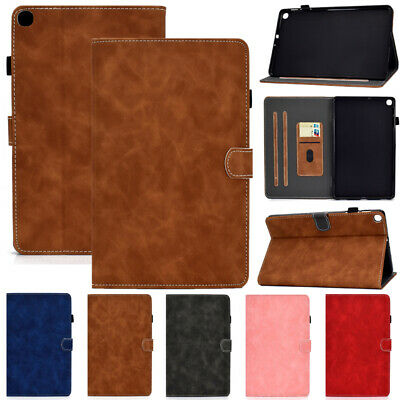 AU20.49 • Buy For Samsung Galaxy Tab A 8.0 10.1 A7 S6 Lite S7 Leather Stand Smart Case Cover