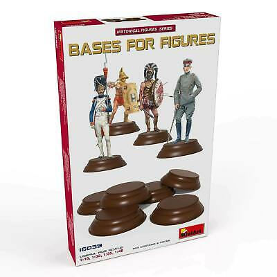 £9.32 • Buy  Miniart 1:16 Scale - Bases For Model Figures  MIN16039