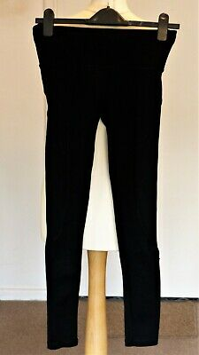 £4 • Buy Black Stretchy Leggings By WORKOUT, UK Size 8, EUR 36
