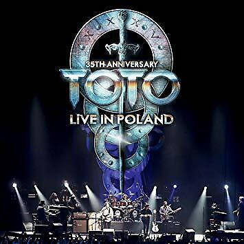 £14.29 • Buy Toto 35th Anniversary Live In Poland CD ID11501z