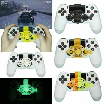 AU19.76 • Buy For Sony PS4 Game Controller Mini Steering Wheel PS4 Racing Gaming Accessories