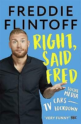 £8.45 • Buy Right, Said Fred, Andrew Flintoff,  Paperback